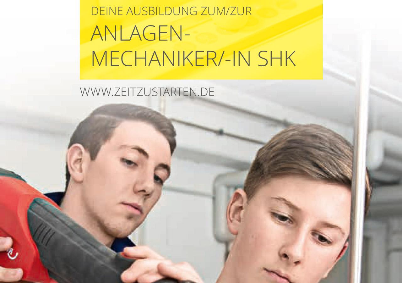 Thumbnail Ausbildung Anlagenmechaniker